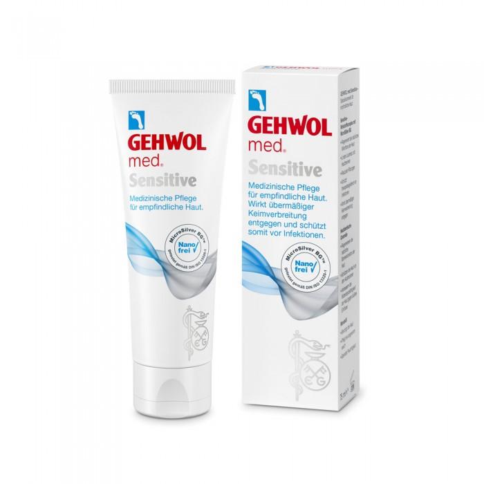 Gehwol Sensitive med cream 500ml