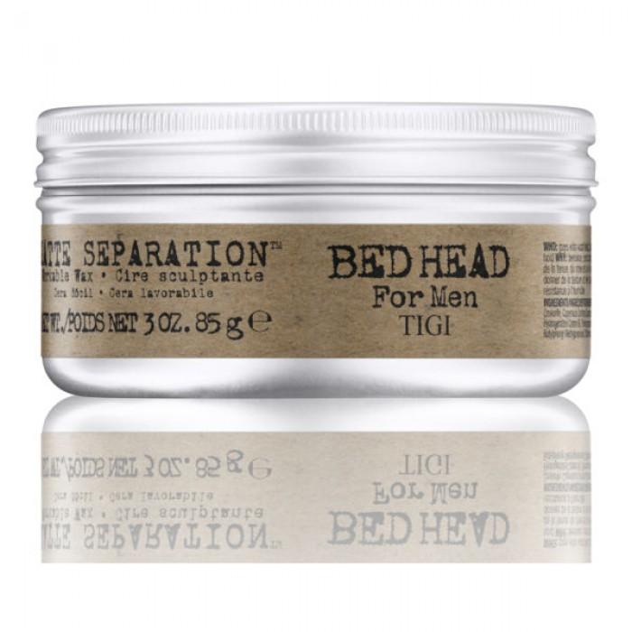 TIGI Bed Head for Men Matte Separation Wax 85 gr