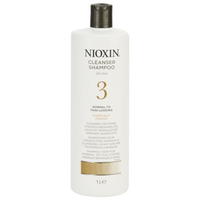 Nioxin SYS3 Cleanser 1000ml