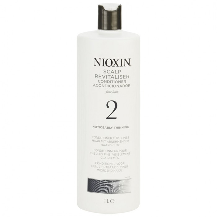 Nioxin SYS2 Scalp Revitalizer 1000ml