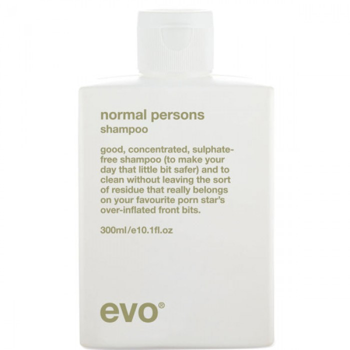 Evo normal persons daily igapäevane shampoon 300ml
