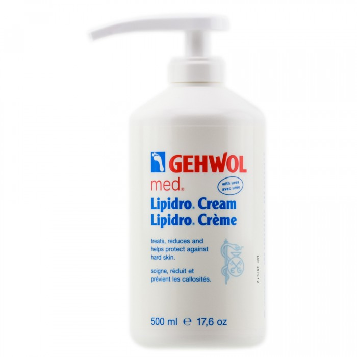 Gehwol med. Lipidro cream 500ml
