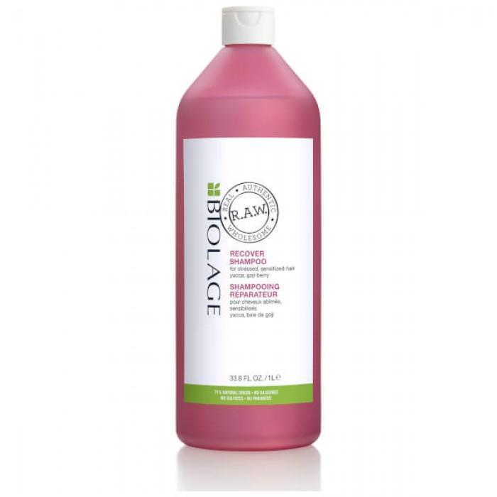 Biolage Raw Recover Shampoo 1000ml