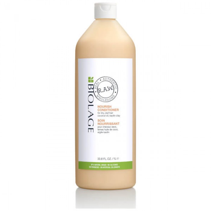 Biolage Raw Nourish Conditioner 1000ml