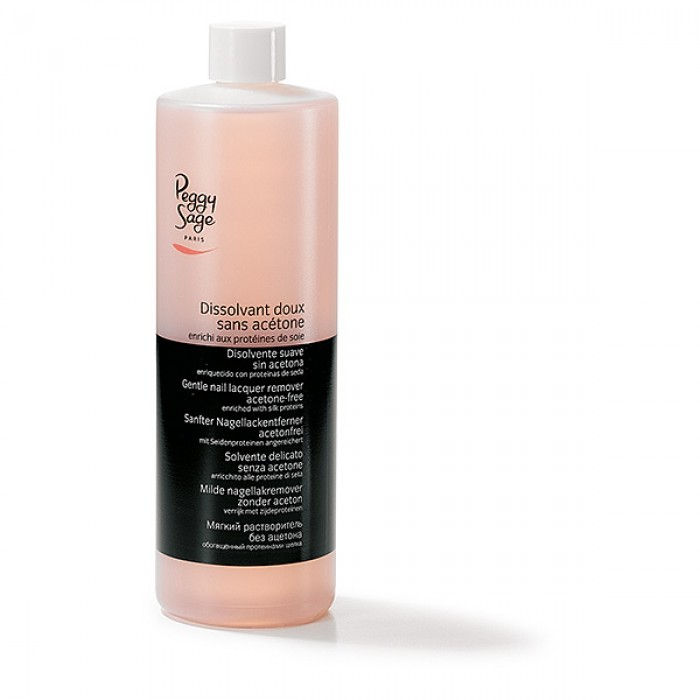 Gentle nail lacquer remover 500ml