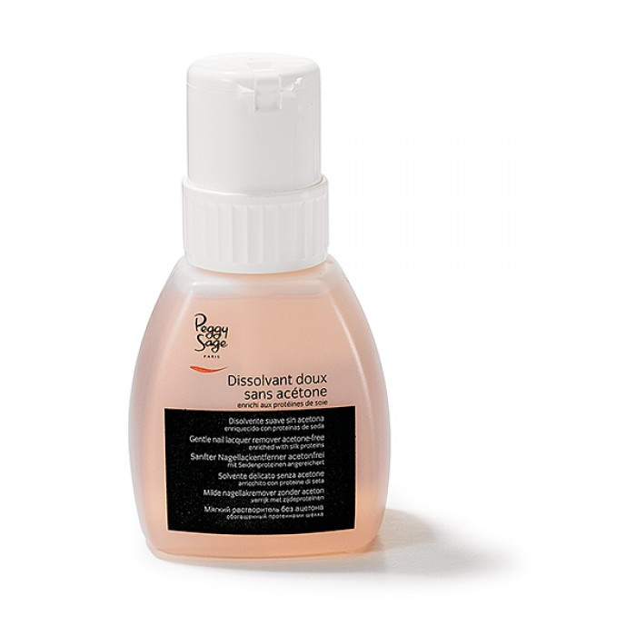 Gentle nail lacquer remover 240ml