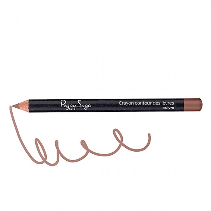 Lip liner pencil cuivre