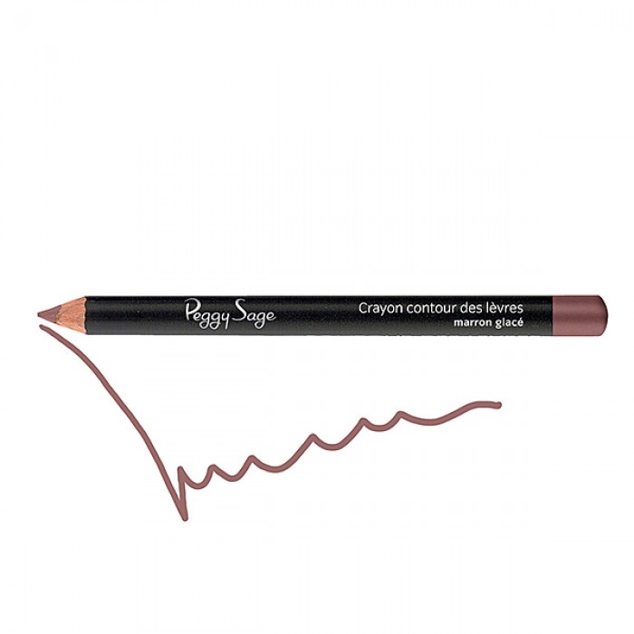 Lip liner pencil marron glacé