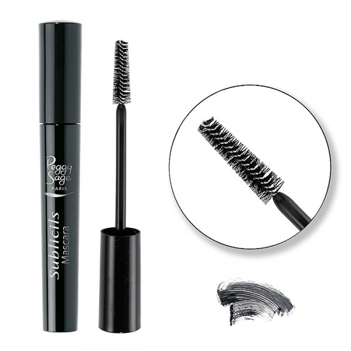 Sublicils volume mascara Noir