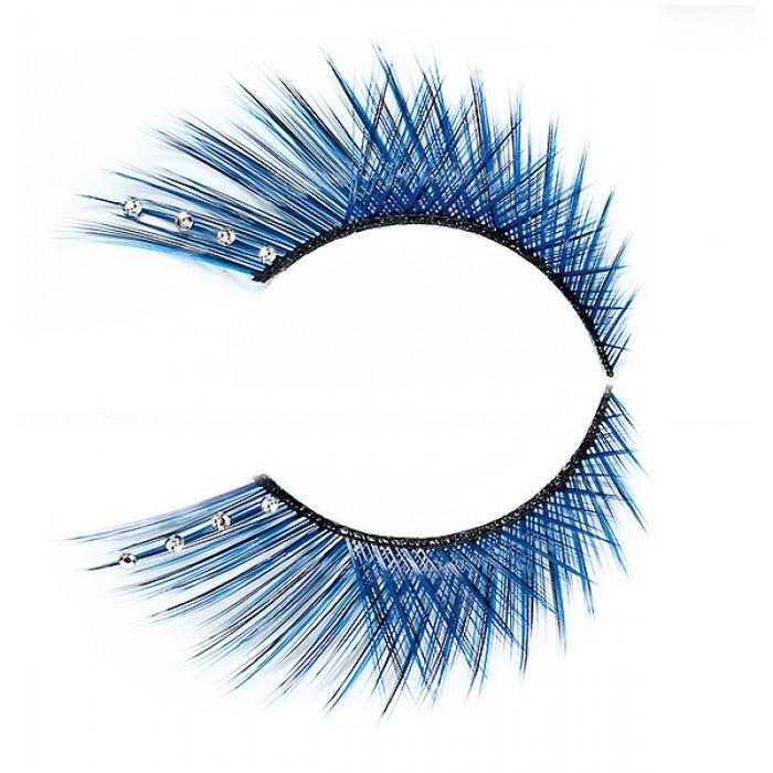 False eyelashes - blue angel