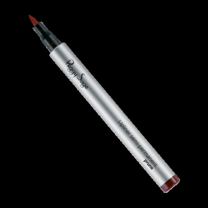 Semi-permanent lip liner Prune
