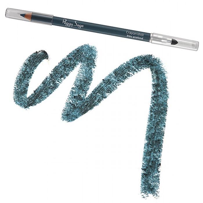 Kohl eyeliner pencil Bleu Profond