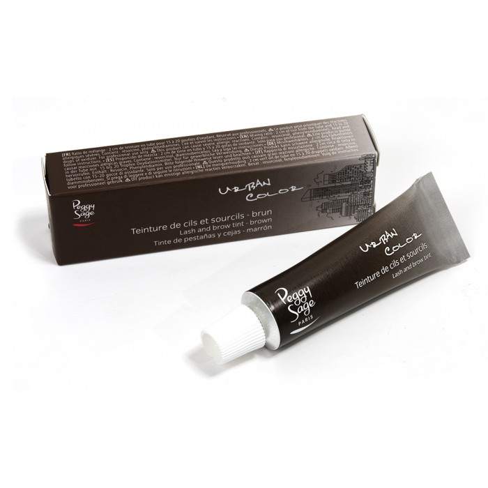 Peggy Sage Eyelash & brow tint - brown 15ml
