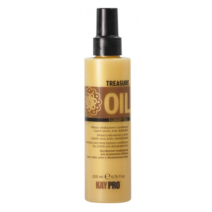 KayPro Treasure Oil 2-phase spray conditioner 200ml