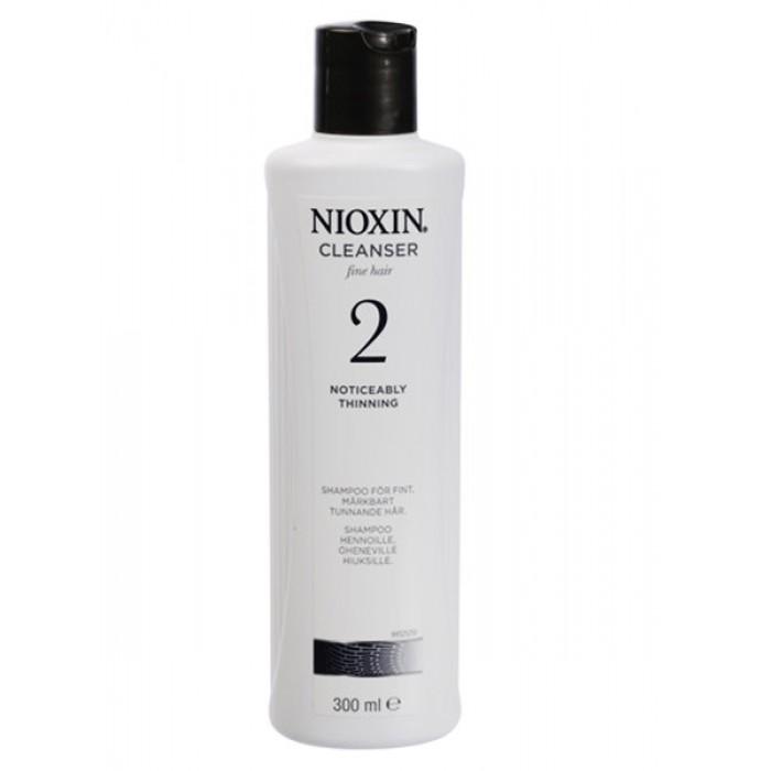 NIOXIN Clenser Shampoo nr.2 1000ml