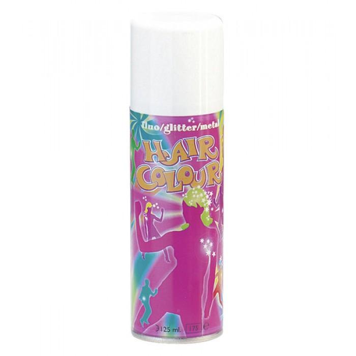 Sibel Hair Colour Spray 125 ml valge