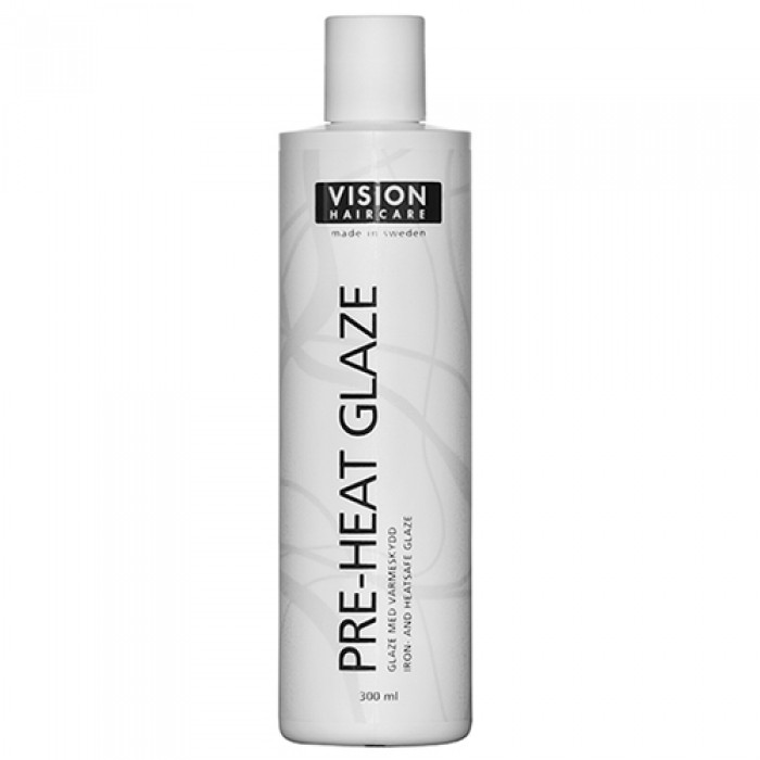 Vision Haircare  Pre-Heat Glaze 300ml