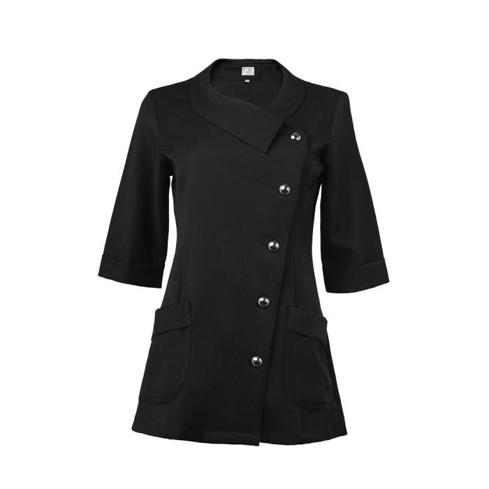 Naiste jakk Romina, must, XS-6XL