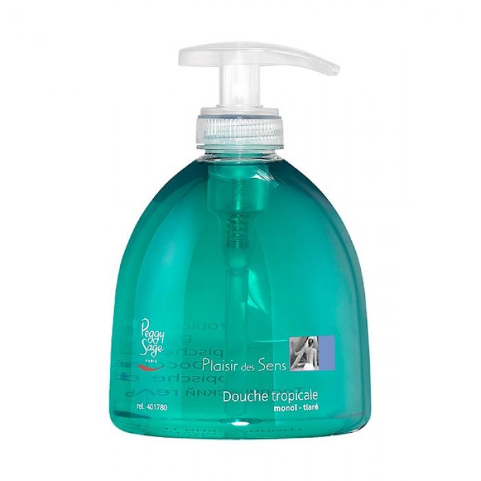 Peggy Sage Tropical shower gel 495ml