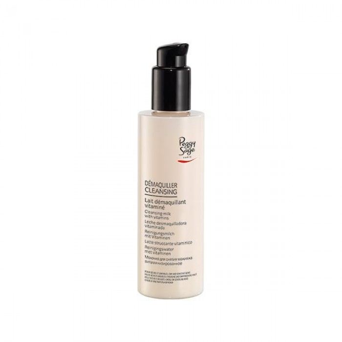 Cleansing milk with vitamins 200ml