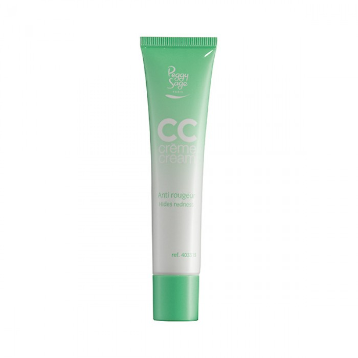 CC cream - hides redness 40ml