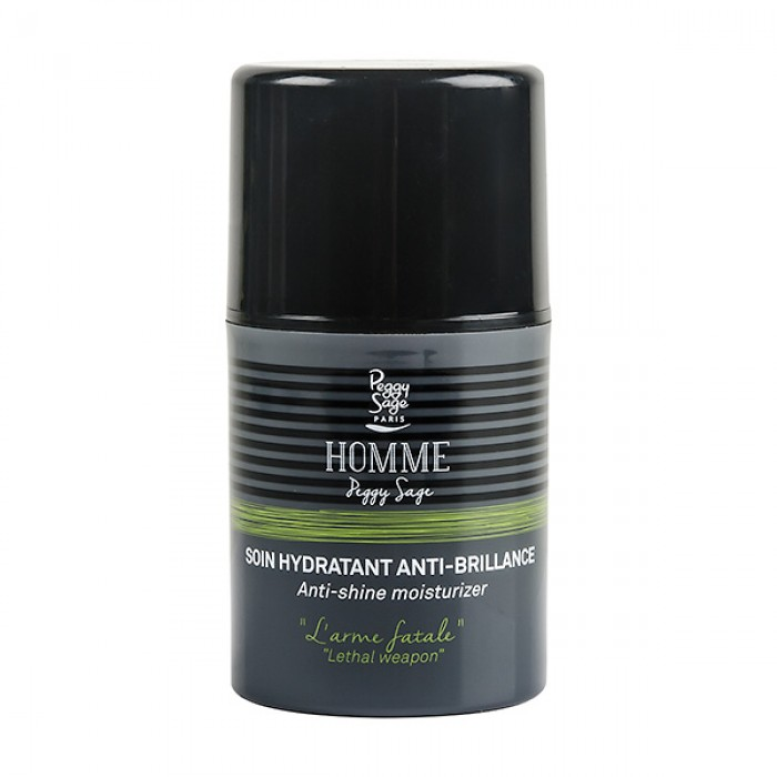 Peggy Sage Homme - Anti-shine moisturizer 50ml