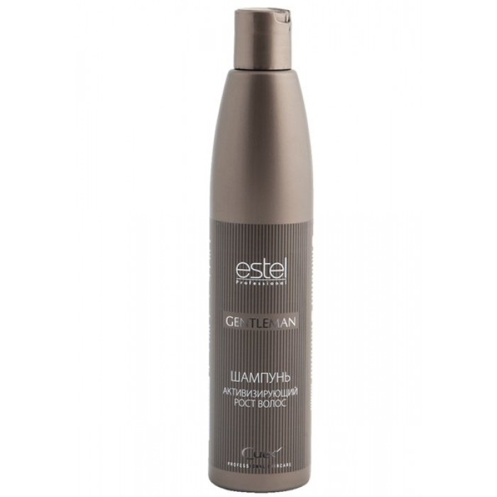 Estel Curex Gentleman Aktiviseeriv shampoo 300ml