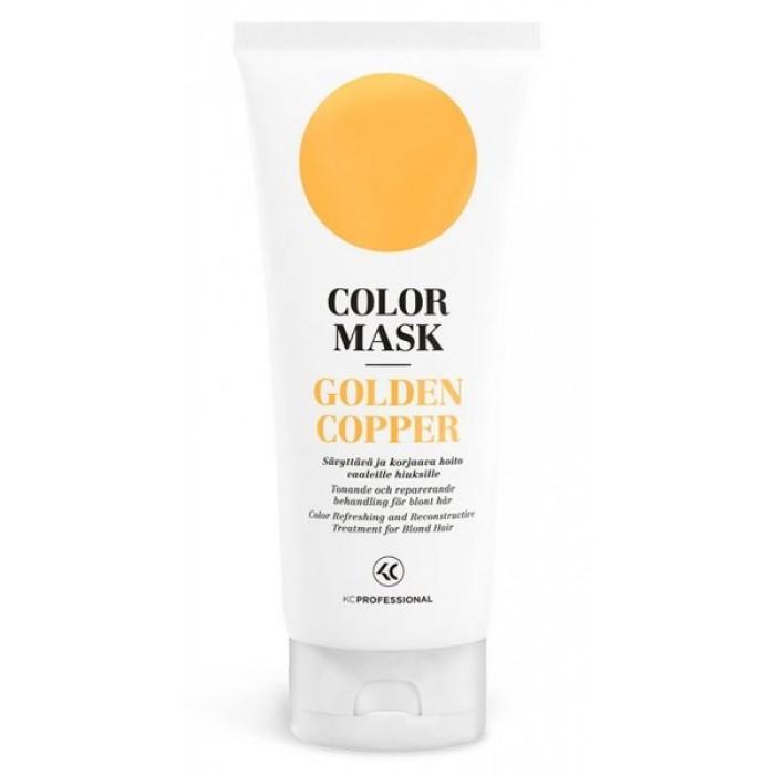 KC Color Mask Mini Golden Copper 40ml