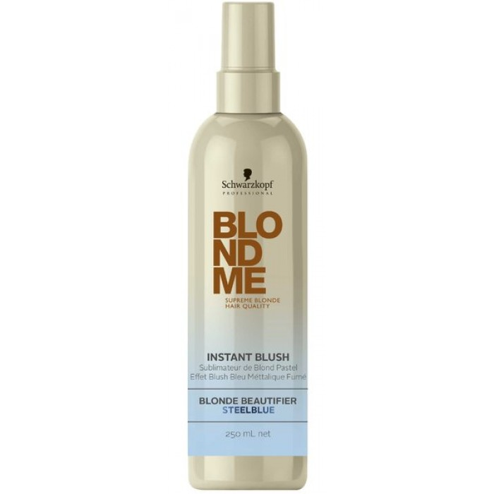 Blond Me värvispray, steelblue 250ml