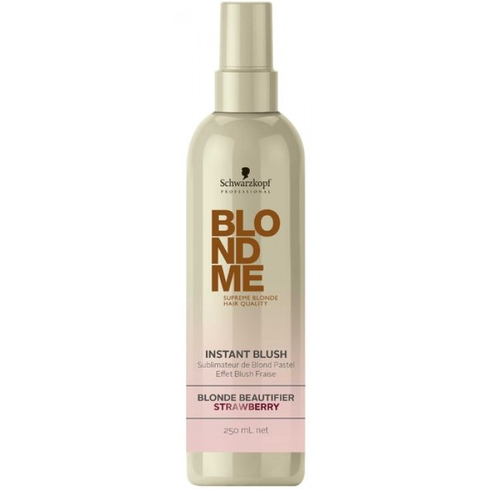 Blond Me värvispray, strawberry 250ml