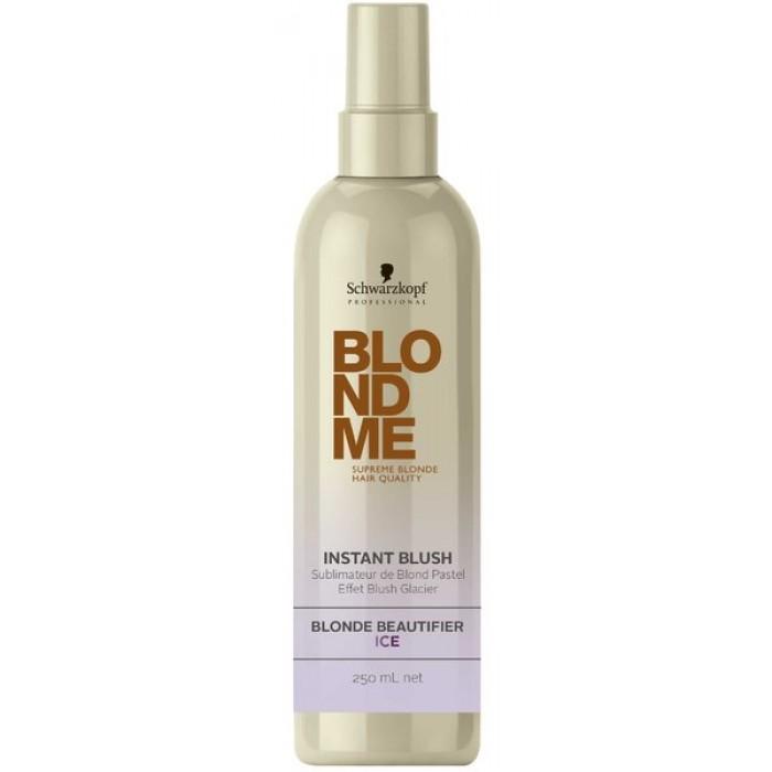 Blond Me värvispray, ice 250ml