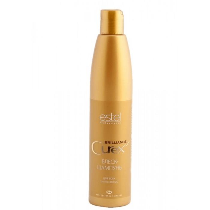 Estel Curex Brilliance shampoo 300ml