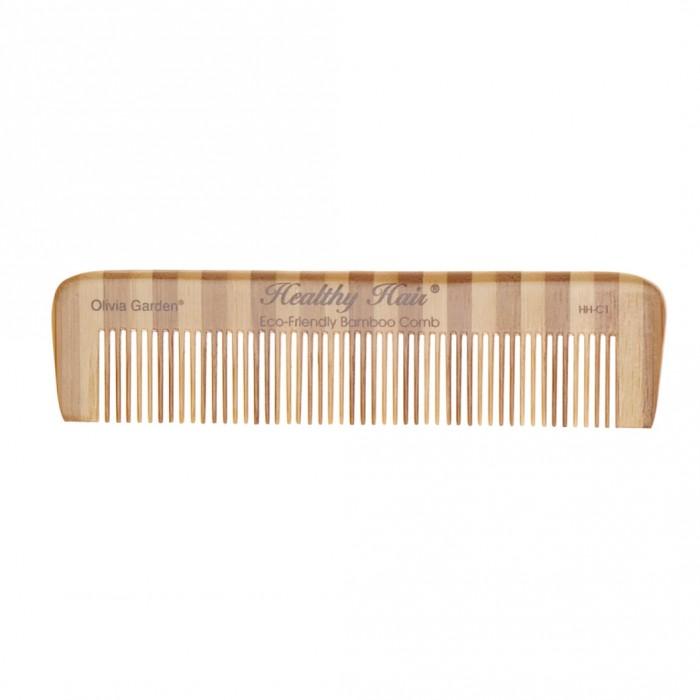 Kamm bambusest Olivia Garden HH-C1