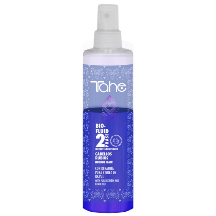 TAHE BIO-FLUID 2-PHASE CONDITIONER BLONDE 300 ml