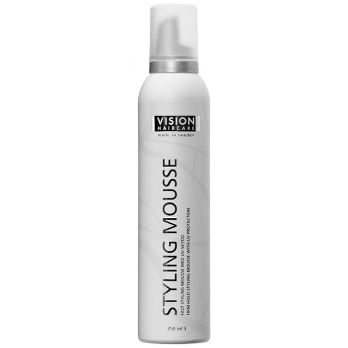 Vision Haircare Styling Mousse 250ml