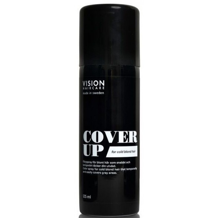 Vision Haircare Cover Up Cold Blond 125ml
