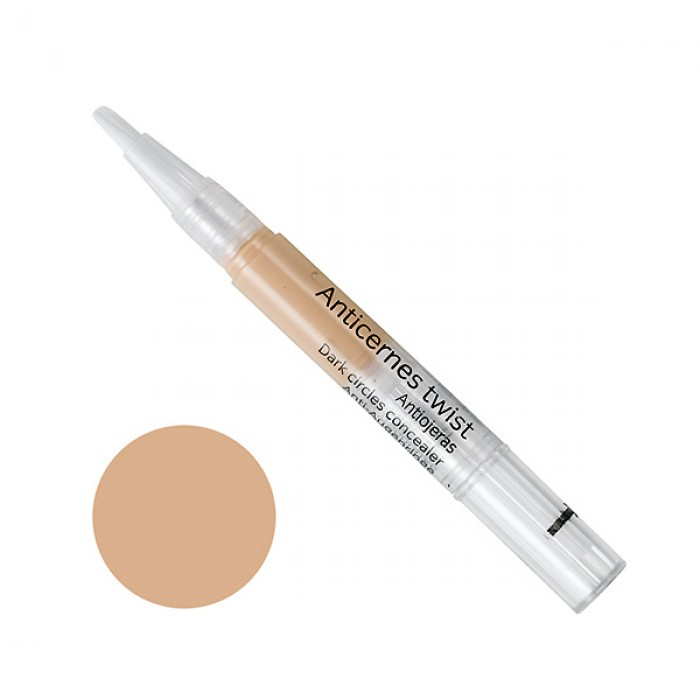 Twist dark circles concealer - Naturel