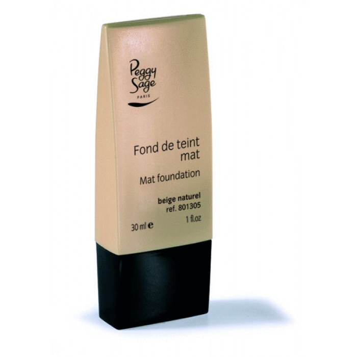 Mat foundation Beige Naturel