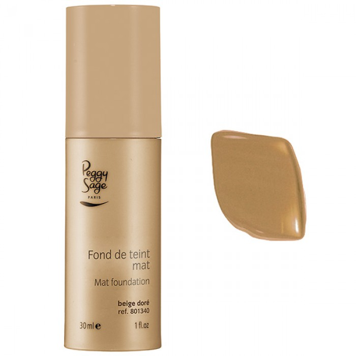 Mat foundation Beige Doré