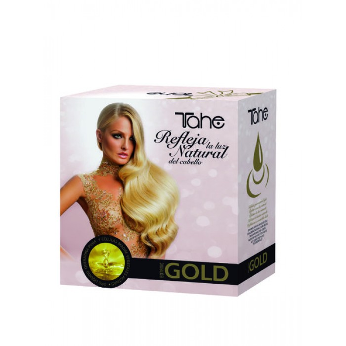 TAHE Keratin Gold komplekt