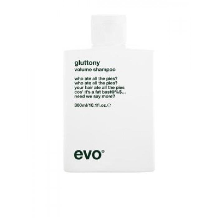 EVO GLUTTONY Volumising shampoo 300 ml