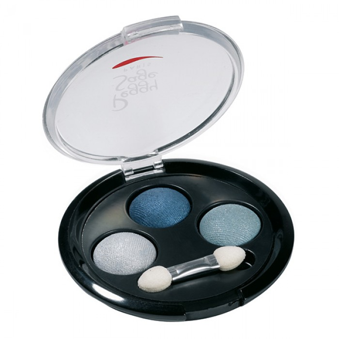 Eye shadow trio Aqua