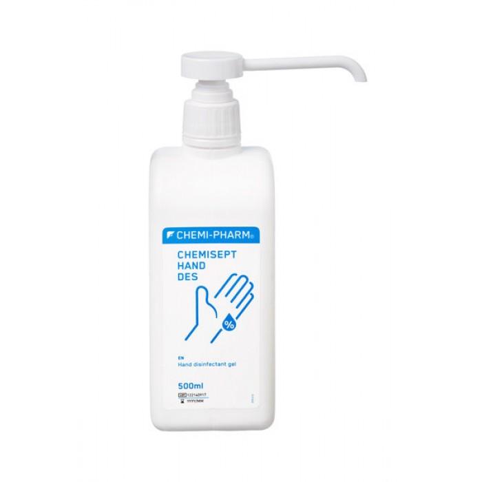 Chemi-Pharm Chemisept Hand Des 500ml