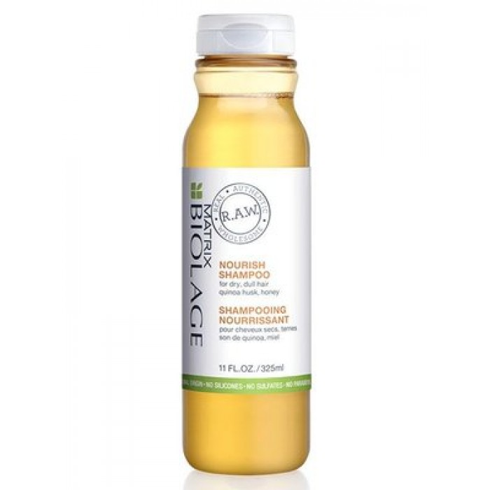 Biolage Raw Nourish Shampoo 325ml
