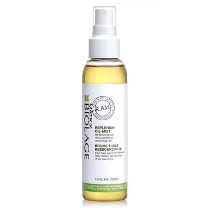 Biolage Raw Replenish Oil -mist 125ml