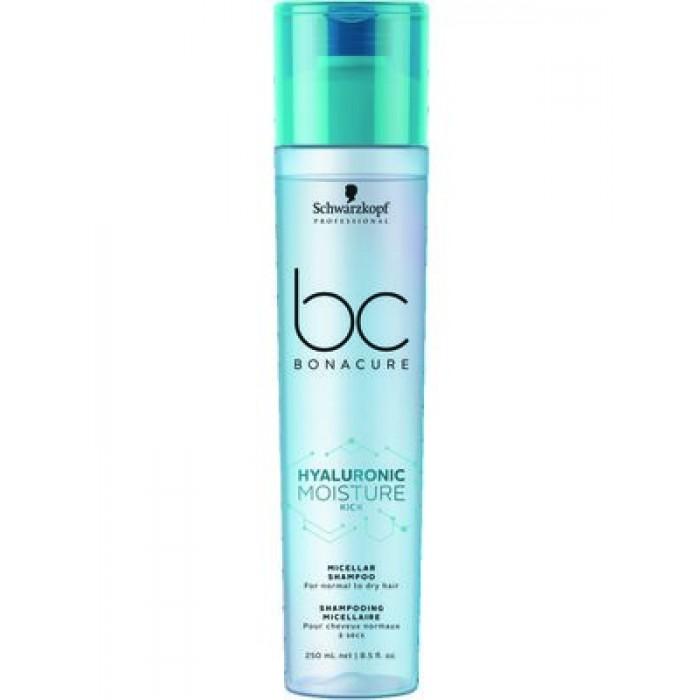 Schwarzkopf BC Hyaluronic Moisture Kick Shampoo 250ml