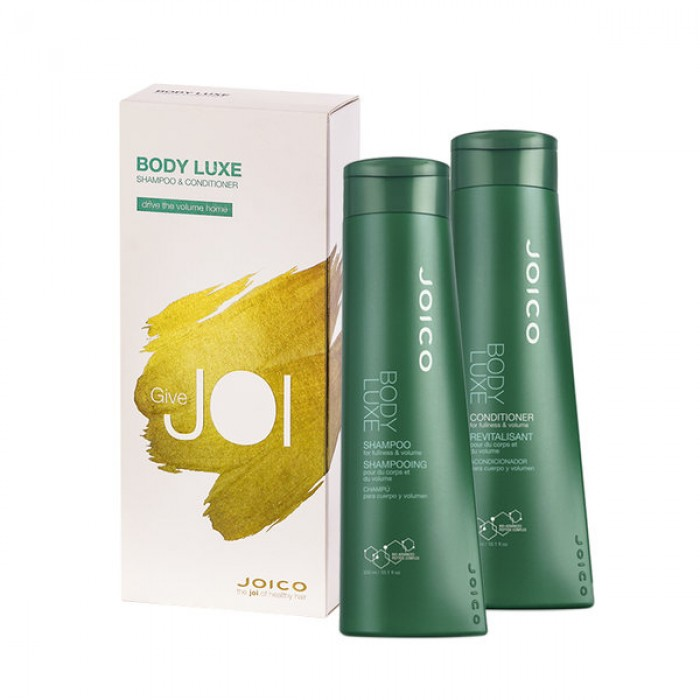 Joico Body Luxe Gift Pack 300ml + 300ml