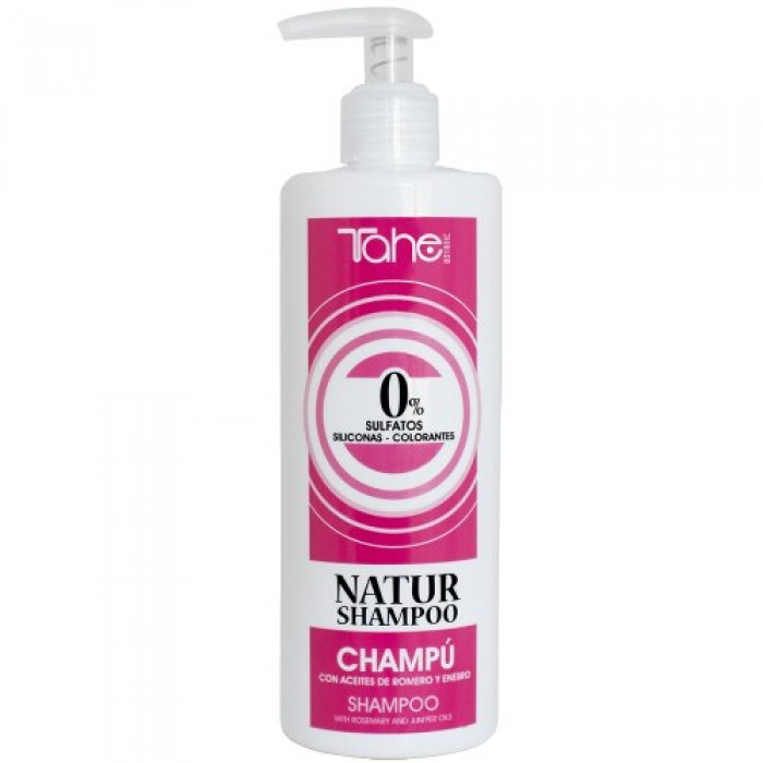 Tahe Soft Shampoo Nature 400ml