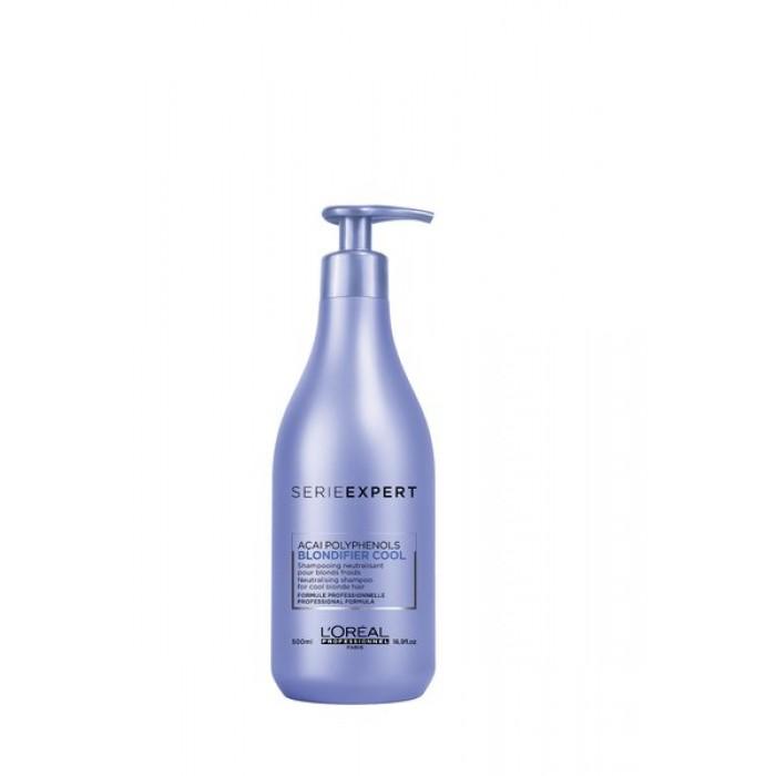 Loreal Blondifier Cool shampoo 500ml