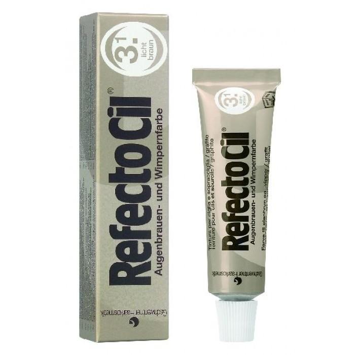 RefectoCil silmavärv, helepruun